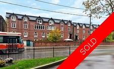 South Parkdale  Condo Townhouse:  2+1